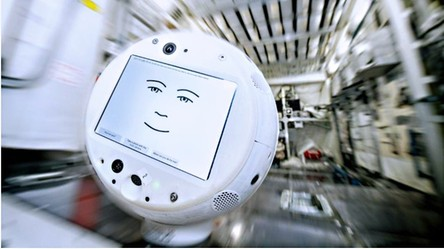 Na pokładzie Międzynarodowej Stacji Kosmicznej pojawił się nowy robot