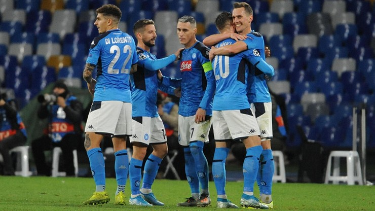 Liga Mistrzów: Awans Liverpoolu i SSC Napoli. Show Milika