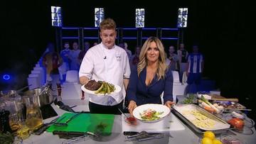 Kuchnia Mistrzów: Ravioli z mascarpone i szparagami kontra ossobuco wołowe z okrą
