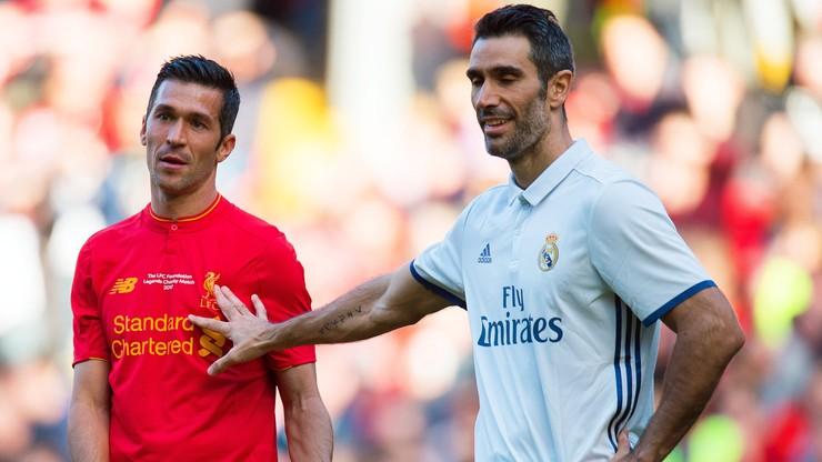 Garcia, Crouch, Carragher znów na boisku? Gwiazdy chcą pomóc Liverpoolowi