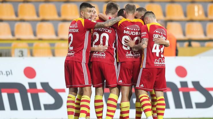 Fortuna 1 Liga: Chojniczanka Chojnice - Wigry Suwałki. Relacja i wynik na żywo