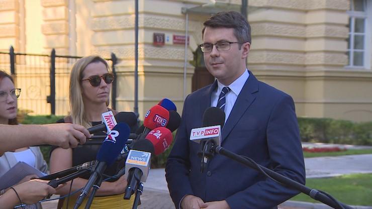 Rzecznik rządu: koalicja polega na tym, że stosuje się zasady partnerskie