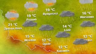 30-05-2020 11:00 Prognoza 16-dniowa: Co nas czeka w pogodzie w pierwszej połowie czerwca? Sprawdź!