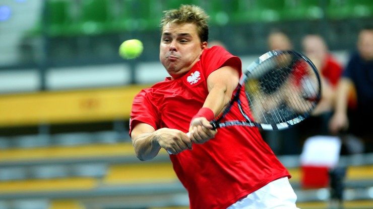 Matkowski o ATP Cup: Faworytem grupy nie jesteśmy, ale z każdym możemy wygrać