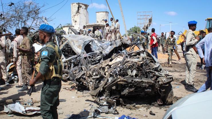 Wybuch samochodu-pułapki w Somalii. Ponad 90 ofiar