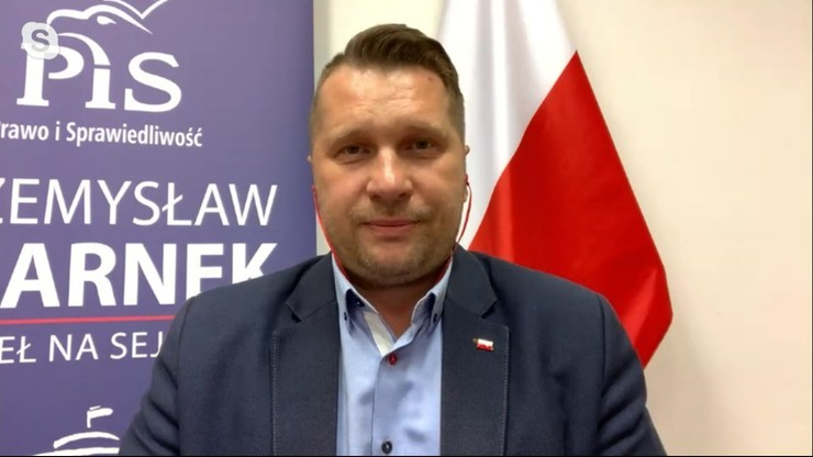 Przemysław Czarnek ministrem? Ma odpowiadać za edukację i szkolnictwo wyższe - Polsat News