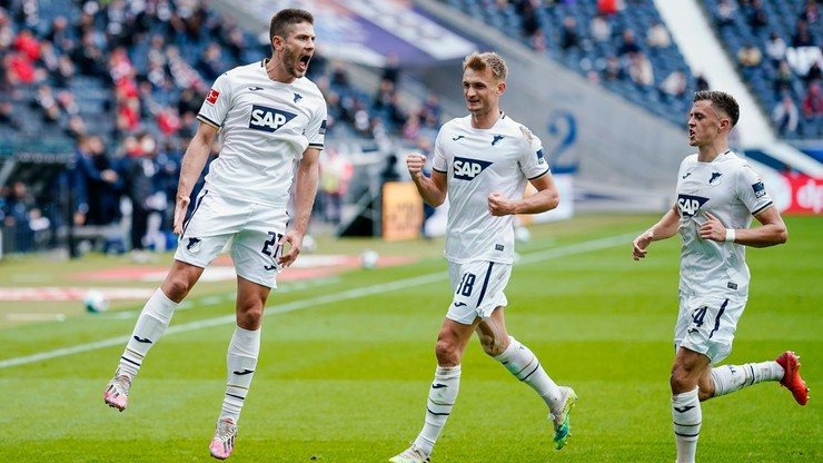 Bundesliga: Dwóch piłkarzy Hoffenheim zakażonych koronawirusem
