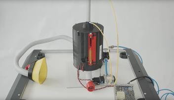 Polacy wydrukowali respirator. Chcą pomóc światu w walce z koronawirusem