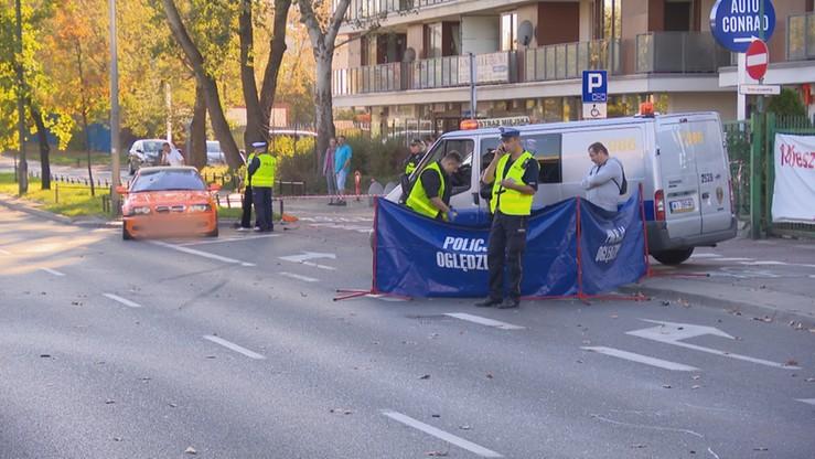 """Policja czeka na opinię lekarzy ws. kierowcy bmw. """"Nie ma opinii, nie ma możliwości zatrzymania"""""""