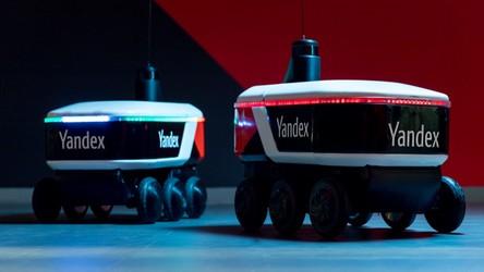 Yandex rozpoczyna dostawy za pomocą autonomicznych robotów w Moskwie [FILM]