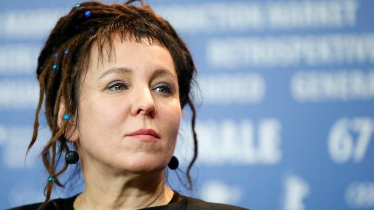 """Olga Tokarczuk: zbieram pomysły """"na potem"""": smaczki, perełki, które rozwijam w opowiadania"""