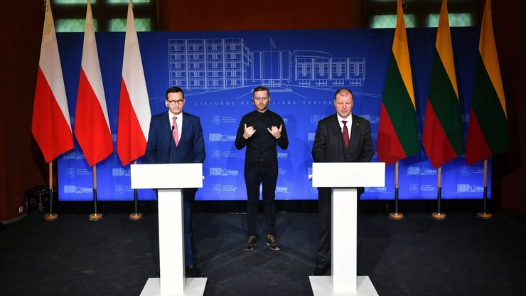 Litwa: nie poprzemy sankcji wobec Polski