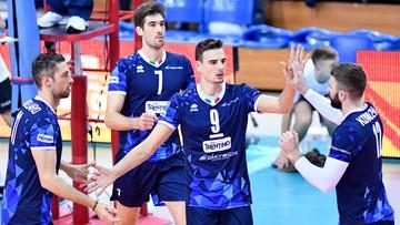 Puchar Włoch siatkarzy: Allianz Milano - Trentino Volley. Relacja i wynik na żywo