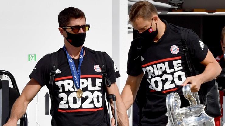 """CF: Robert Lewandowski osiągnął szczyt w Bayernie? """"Mógłby teraz zagrać w innej lidze"""""""