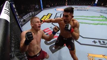 """UFC: Piechota zabrał głos po porażce. """"To pewnie koniec"""""""