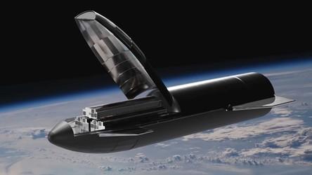Tak będą wyglądały w rzeczywistości kosmiczne misje statku Starship [FILM]