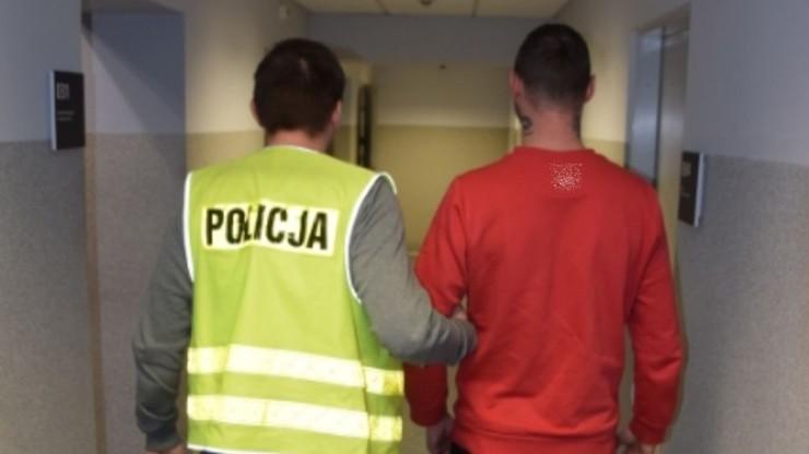 Ukradli z firmy płyny do dezynfekcji za 9 tys. zł