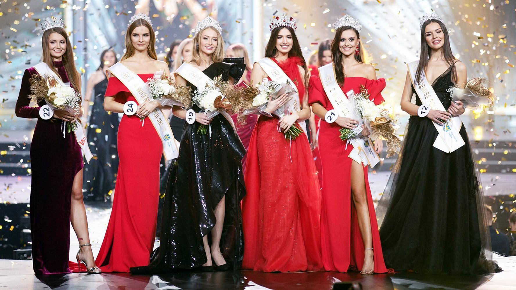 Koronę w wyborach Miss Polski 2019 otrzymała...