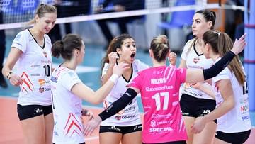 Puchar CEV: Busto Arsizio – Developres SkyRes Rzeszów. Relacja i wynik na żywo