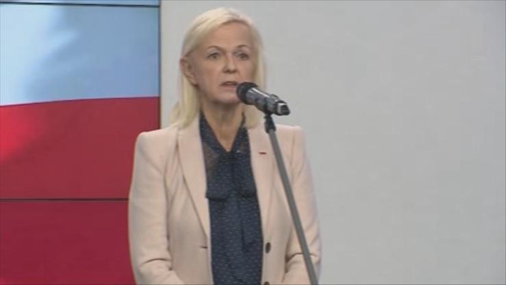 Borys-Szopa: przyznano już ponad 141 tys. świadczeń dla osób niesamodzielnych