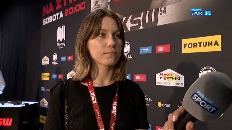 """Aleksandra Rola: Będę trenować w """"Czerwonym Smoku"""""""