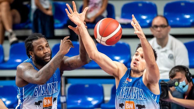Energa Basket Liga: Asseco Arka Gdynia - Arged BMSlam Stal Ostrów Wielkopolski. Transmisja w Polsacie Sport