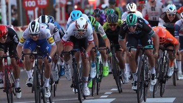 Vuelta a Espana: W przyszłym roku start w... katedrze w Burgos