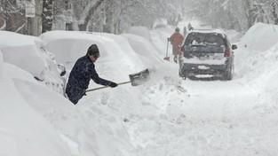 06-12-2019 09:00 Zima paraliżuje życie kilkudziesięciu milionów Amerykanów. Metr śniegu i 30 stopni mrozu