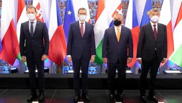 Szczyt Grupy Wyszehradzkiej. Premier: mamy propozycje dla narodu białoruskiego
