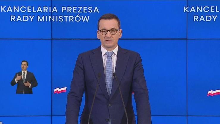 Morawiecki: w najbliższych dniach pokażemy działania dla pracowników i pracodawców