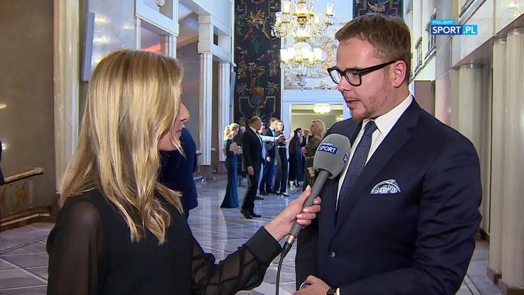 Książę Jan Lubomirski: Jestem fanem sportu