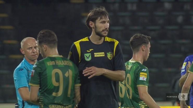Fortuna 1 Liga: GKS Jastrzębie nie wykorzystało szansy. Podział punktów w Grudziądzu