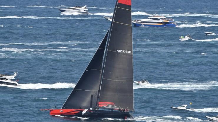 """Regaty Sydney-Hobart: """"Comanche"""" zwycięzcą, Polacy jeszcze płyną"""