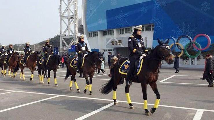 Na IO w Tokio zabraknie ochroniarzy? Obawy organizatorów