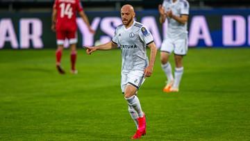 Gwilia: Ostatnie minuty meczu z Miedzią były bardzo trudne