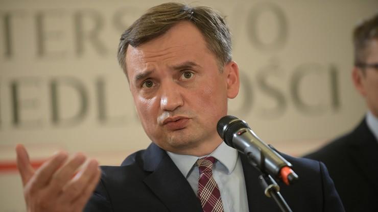 Rzeczniczka PiS: Kaczyński przedstawił Ziobrze warunki dalszego trwania koalicji
