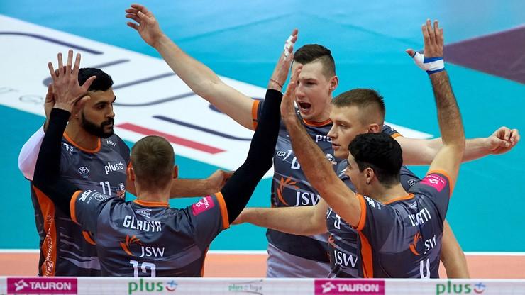 Jastrzębski Węgiel z szóstą wygraną w PlusLidze