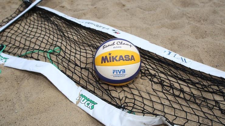 WT w siatkówce plażowej: Turniej w Yangzhou przełożony z powodu koronawirusa
