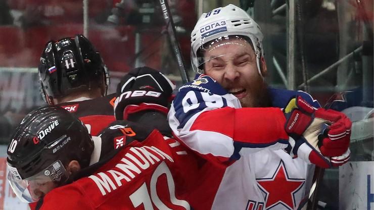 Liga KHL zerka w kierunku Korei Płd. i Zjednoczonych Emiratów Arabskich