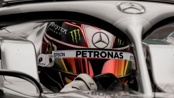 Formuła 1: Hamilton w Austin może zostać mistrzem świata