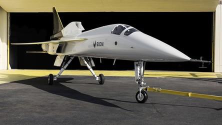 Prototyp następcy naddźwiękowego Concorde'a niebawem odbędzie lot testowy