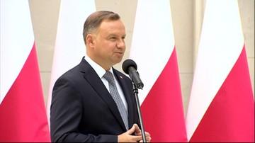 Prezydent Andrzej Duda: gratulacje dla Joe Bidena