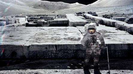 NASA zarejestrowała dziwne dźwięki dochodzące z niewidocznej z Ziemi strony Księżyca