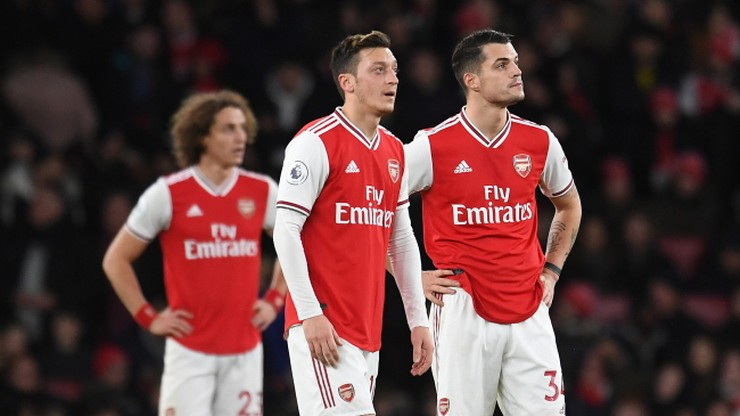 Premier League: West Ham - Arsenal. Relacja i wynik na żywo