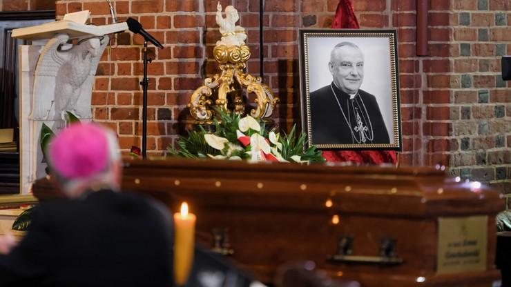 Pogrzeb kard. Grocholewskiego. Papież Franciszek złożył kondolencje