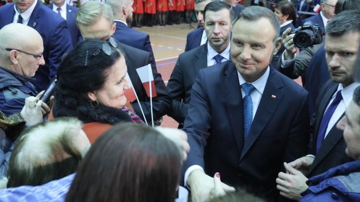 Andrzej Duda bliski zwycięstwa w pierwszej turze. Nowy sondaż prezydencki