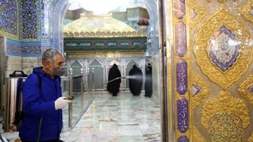 Wiceminister zdrowia Iranu zarażony koronawirusem