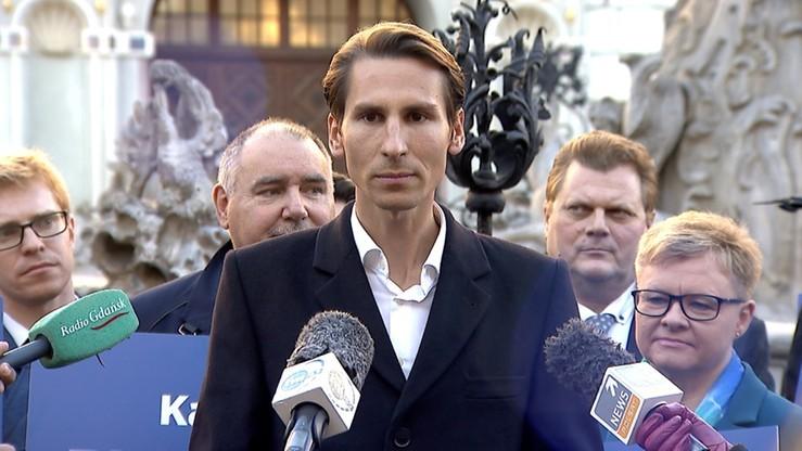 """""""Nawoływanie do oderwania Gdańska od Polski"""". Poseł PiS zawiadomił służby"""