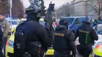 Strzelanina w szpitalu w Czechach. Sześć osób nie żyje. Sprawca popełnił samobójstwo
