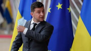 Sąd zobowiązał prezydenta Ukrainy do mówienia... po ukraińsku